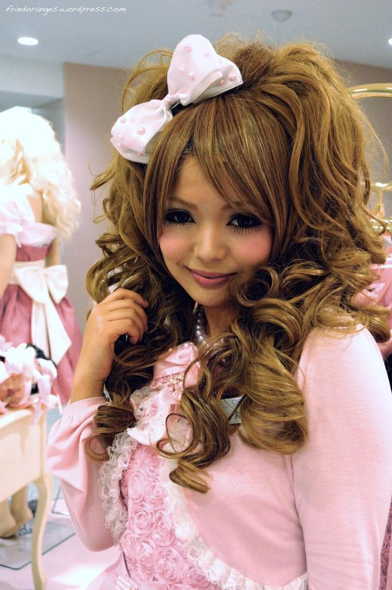 Akihabara's Lolita Shop