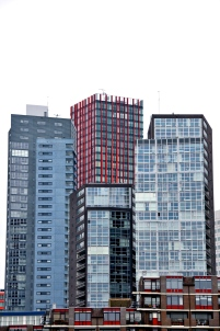Architecture in Rotterdam