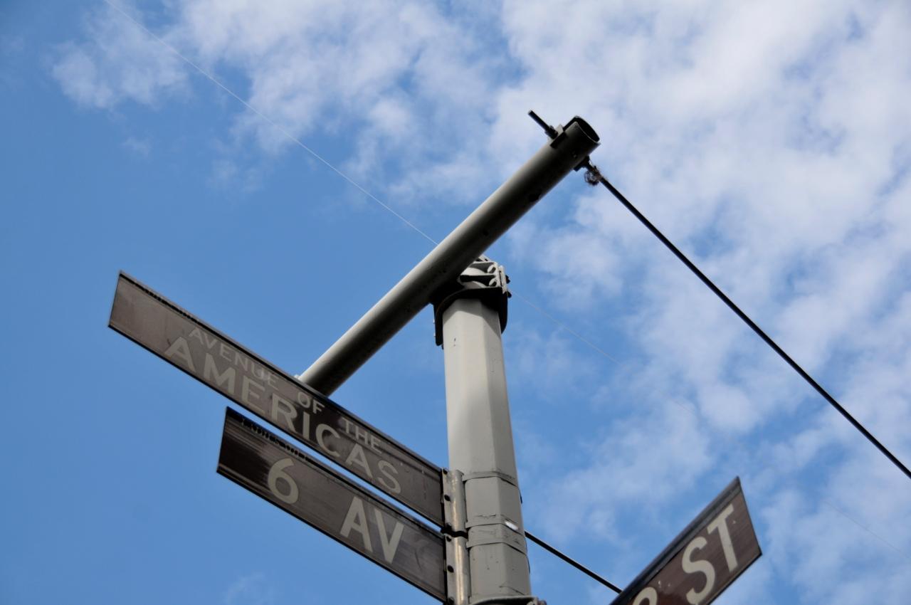 Eruv Manhattan