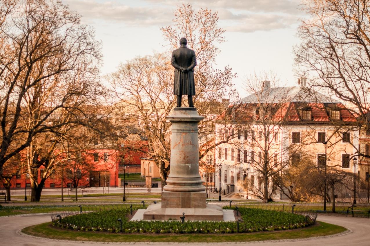 Uppsala University Garden