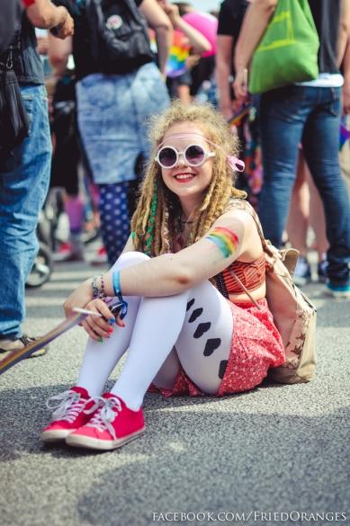Malmö Pride Regnbågsfestivalen Parad Skåne