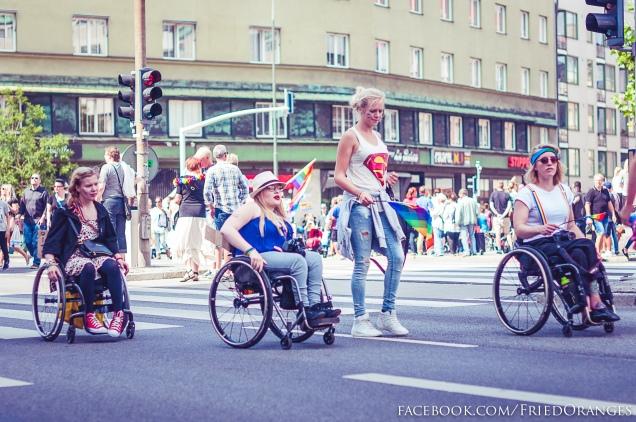 Regnbågsfestivalen Malmö Pride 2015
